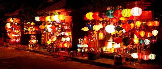 Hoi An Lantern Festival 2014