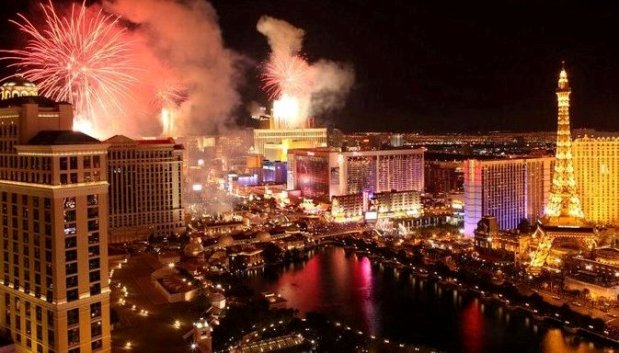 Las Vegas New Years Eve Celebrations