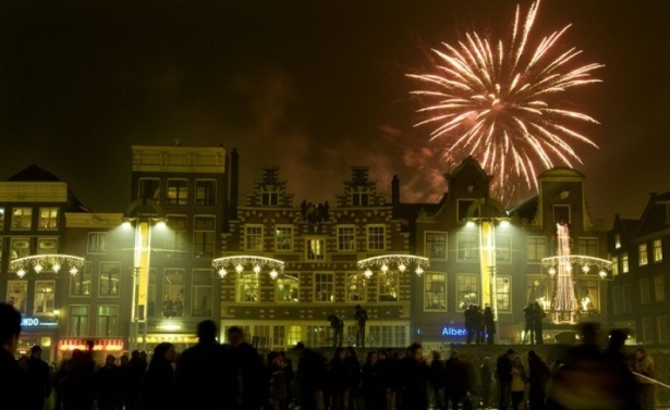 Amsterdam NYE 2015 celebrations