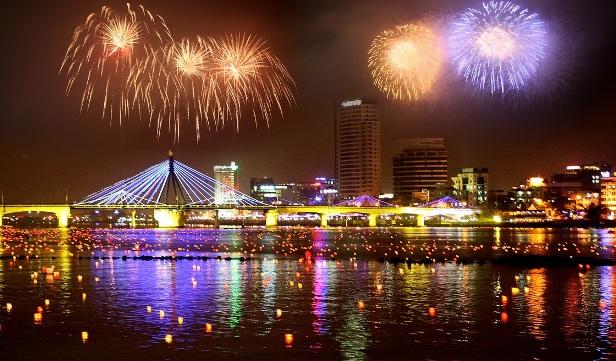 Da Nang Fireworks