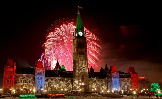Enjoy New Years Eve in Ottawa 2019
