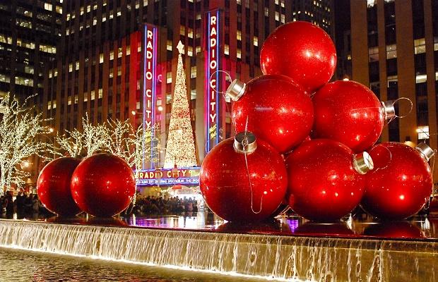 Christmas Celebrations in New York City
