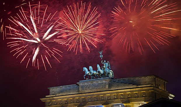 New Years Eve in Berlin