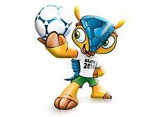 Fuleco FIFA World Cup Mascot