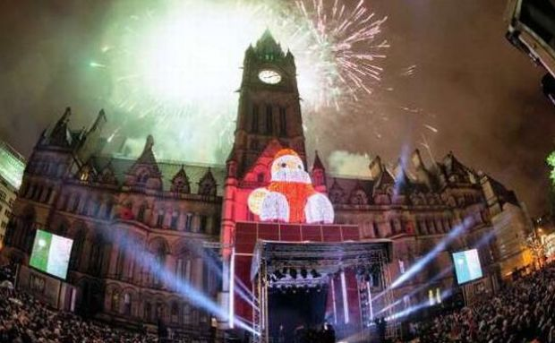 Manchester New Years Eve