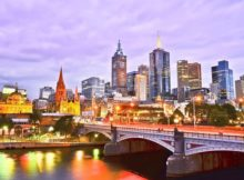 NYE Cruises in Melbourne