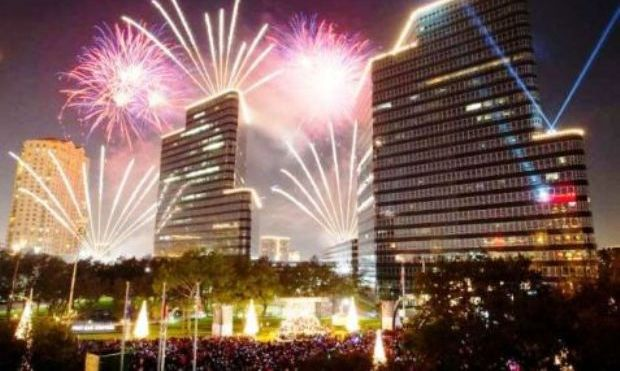 New Years Eve in Houston USA