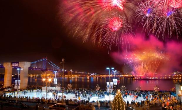 Philidelphia New Years Eve