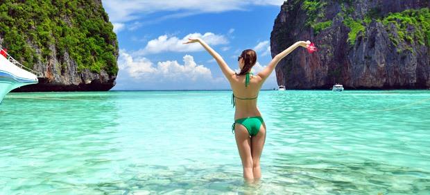 Phuket Beach Bikini
