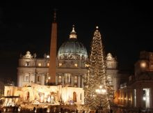 Christmas in Rome, Italy
