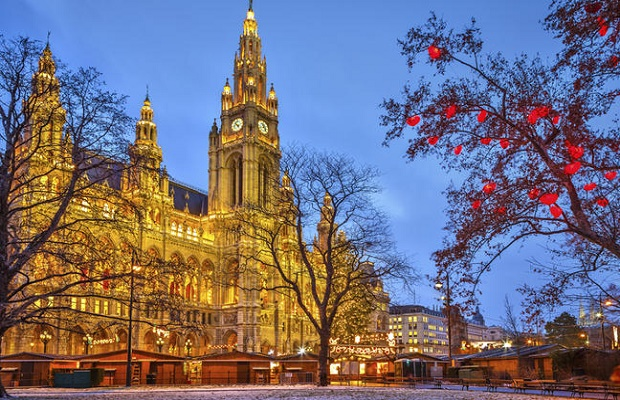 Christmas and New Year in Vienna