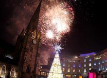 NYE Fireworks in Birmingham