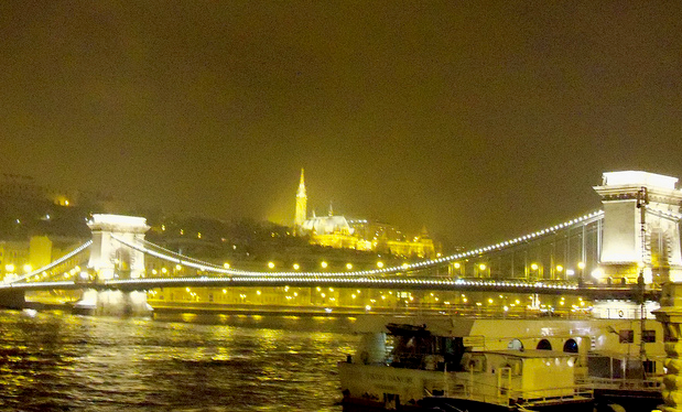 Budapest New Years Eve celebrations