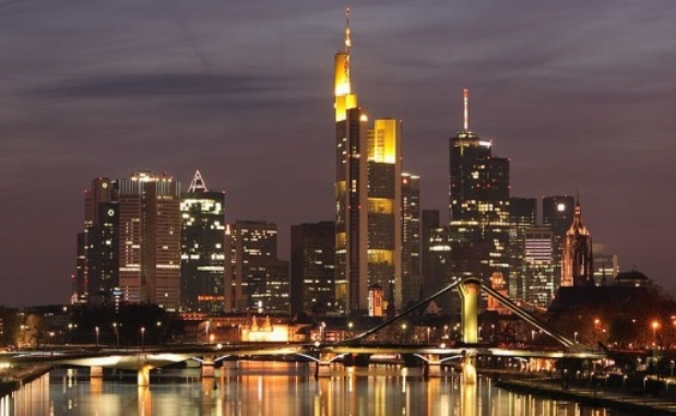 New Years Eve in Frankfurt