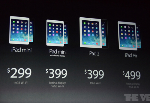 Ipad Air Price