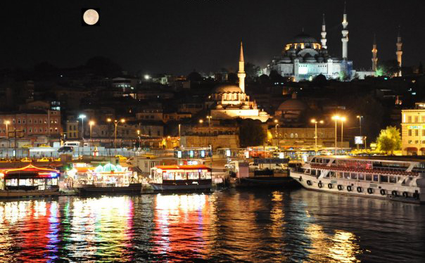 Istanbul New Years Eve