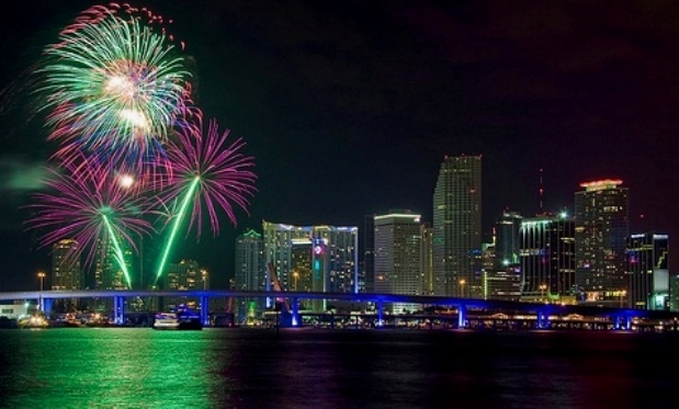 New Years Eve in Miami Beach