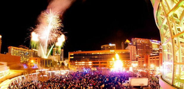 New Years Eve in Salt Lake City