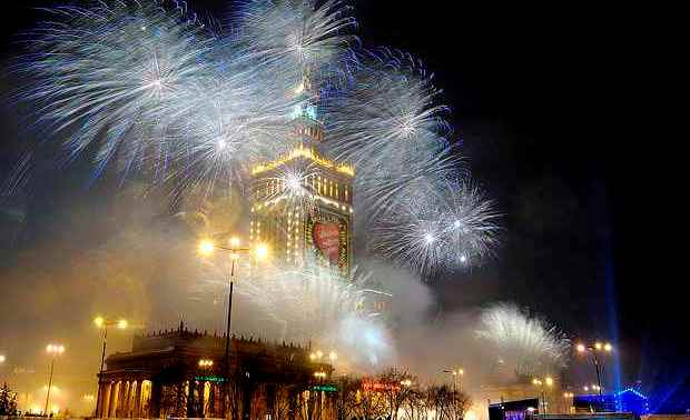 Warsaw New Years Eve 2015