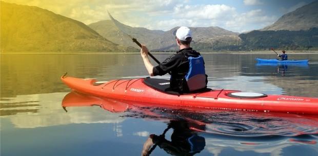 Da Nang canoeing
