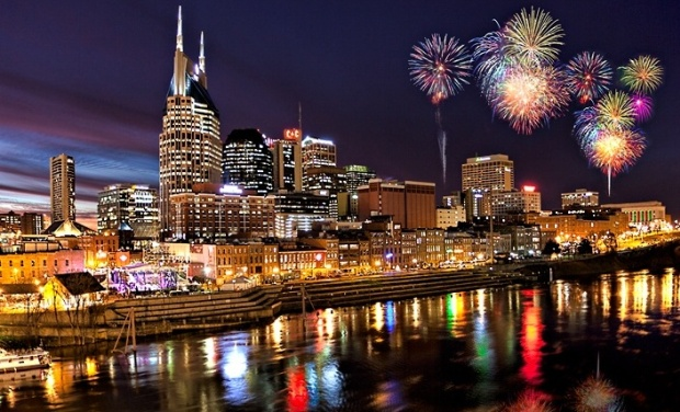 New Years Eve in Nashville