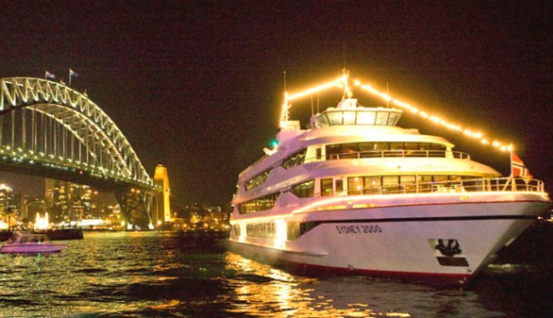 Sydney Harbour NYE Cruises