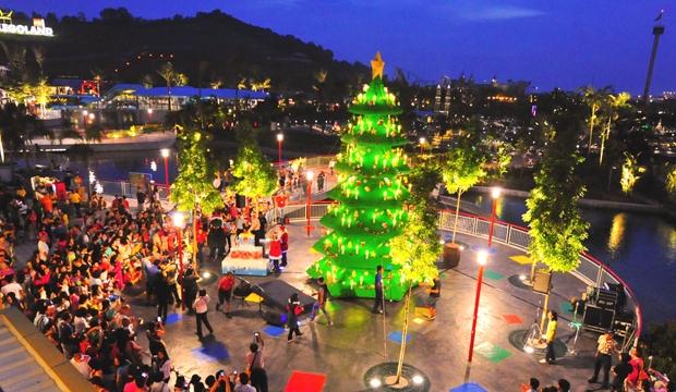 Asia Christmas Celebrations