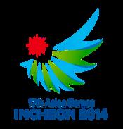 Asiad 2014 logo