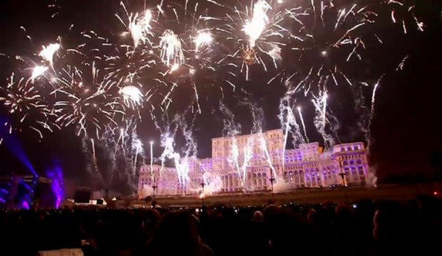 Bucharest New Years Eve
