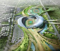 Incheon Asiad Main Stadium 2014