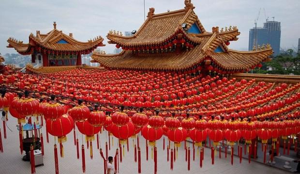 Chinese New Year Celebrations in Kuala Lumpur