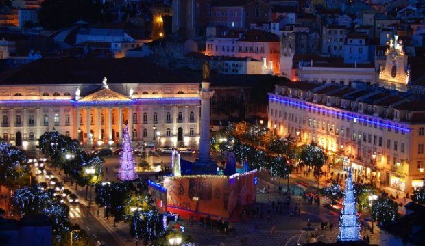 Lisbon New Years Eve