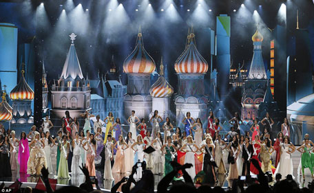 Miss Universe 2013 Final