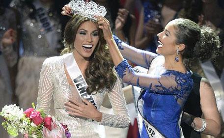 Miss Venezuela - Winner MU 2013
