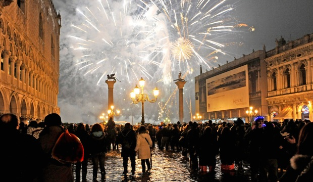 Venice New Years Eve