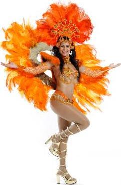 Brazil Dancer
