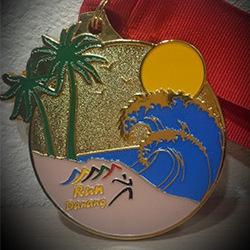 Danang Marathon Medal