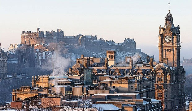 Edinburgh New Years Eve