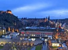 Christmas Markets in Edinburgh