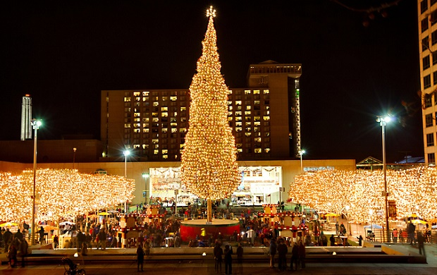 Christmas Celebrations in Kansas City