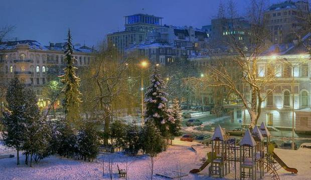 New Years Eve in Kiev