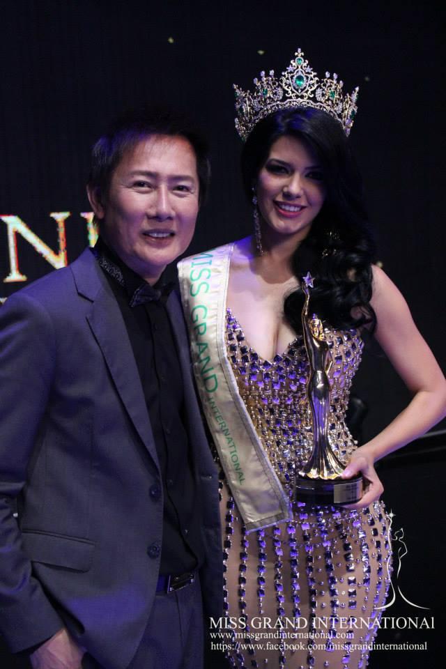 Miss Puerto Rico MGI 2013