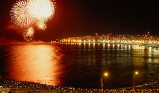 Montevideo New Years Eve