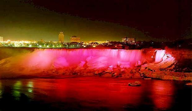 New Years Eve in Niagara Fall