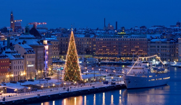 Stockholm New Years Eve Celebrations