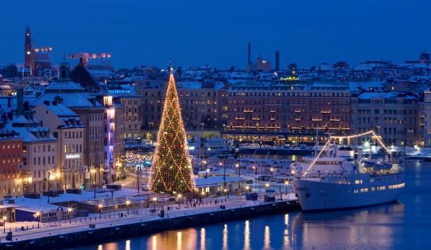 Stockholm New Years Eve Celebrations