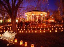 Christmas Decorations in Albuquerque