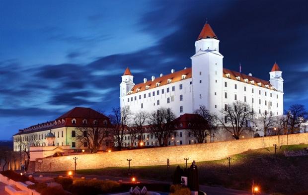 Christmas Celebrations in Bratislava