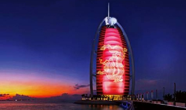 Chinese New Year in Dubai
