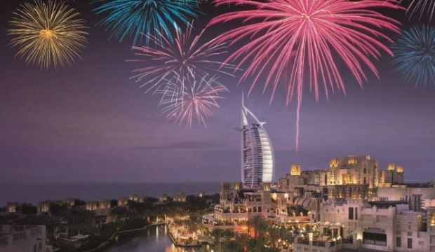 Dubair Fireworks for World Records